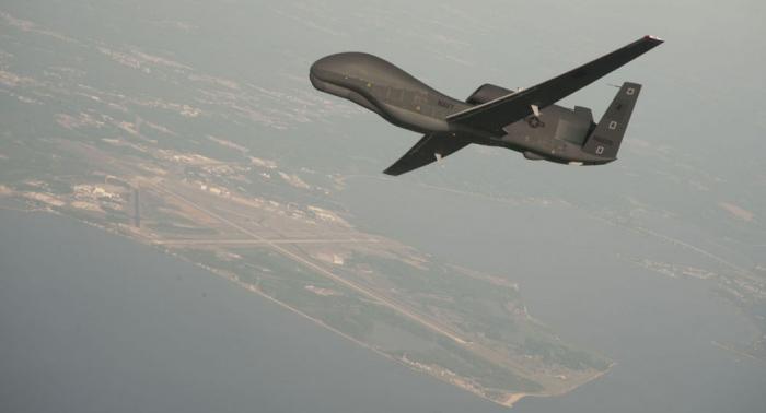 طائرة مسيرة أمريكية تحلق قرب حدود البحر الأسود الروسية لمدة 5 ساعات