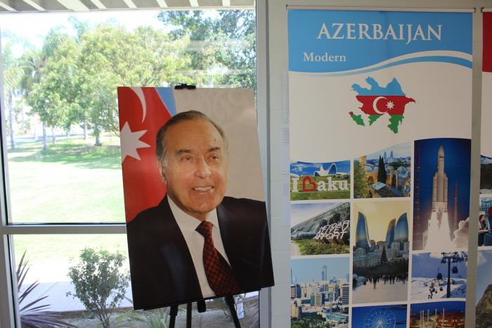 ABŞ-da Heydər Əliyevin ildönümünə həsr olunan turnir keçirilib - Fotolar