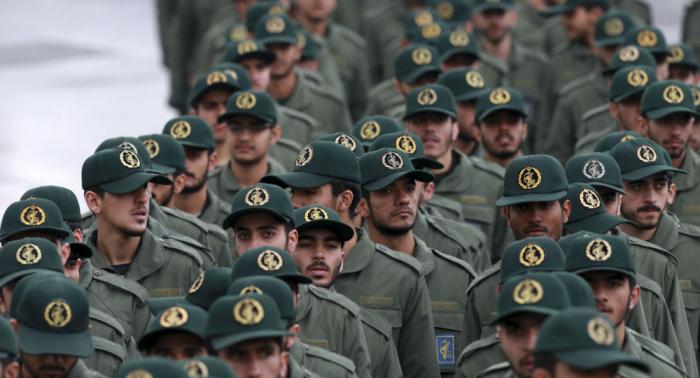 الحرس الثوري الإيراني: التواجد الأمريكي بالمنطقة هو الأضعف في التاريخ