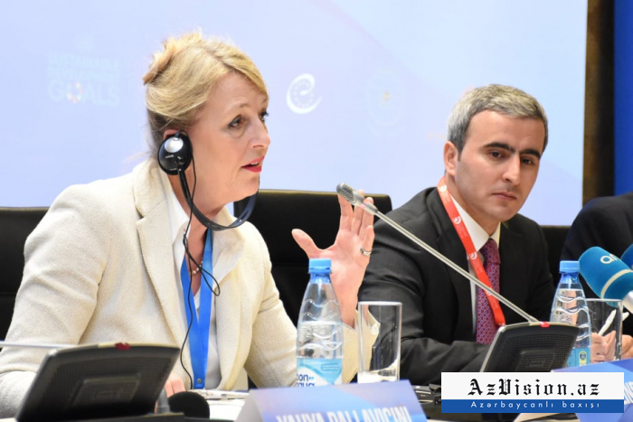 """Bakıda qlobal forum: """"Dünyanı müharibələr bürüyəcək..."""" - FOTOLAR"""