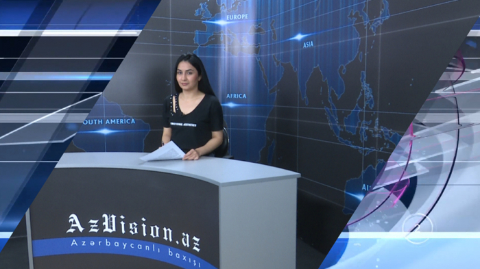 AzVision TV releases new edition of news in German for May 2 -  VIDEO