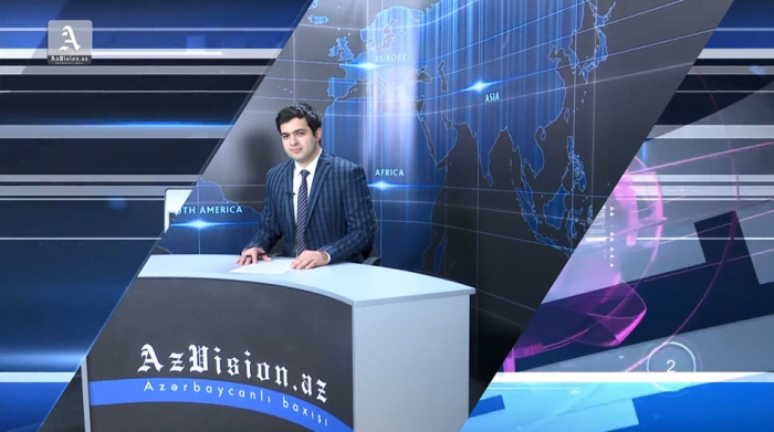 AzVision TV releases new edition of news in German for May 7 -  VIDEO