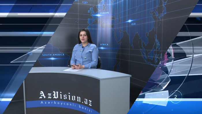 AzVision TV releases new edition of news in English for May 2 -  VIDEO