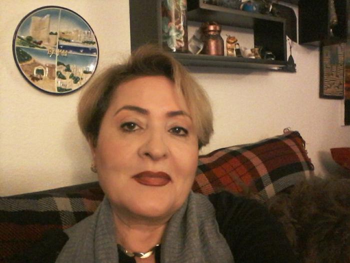 Amerikada gözəllik yaradan azərbaycanlı xanım