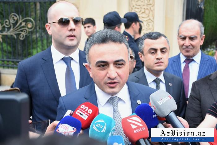 """""""Azərbaycanda vəkilliyə böyük axın var"""" - Anar Bağırov"""