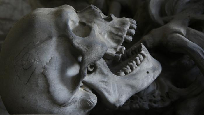 Guatemala:   Descubren los esqueletos de una pareja de reyes mayas de hace 1.500 años