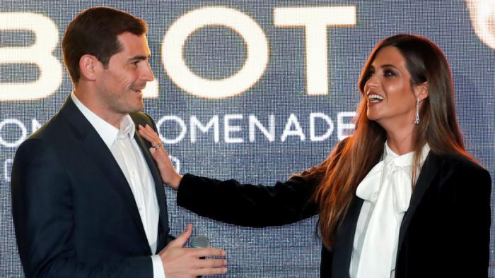 El emotivo mensaje de la esposa de Iker Casillas tras el infarto del futbolista