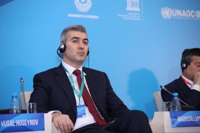 """""""Azərbaycan miqrantlar üçün populyar məkandır"""" - Vüsal Hüseynov"""