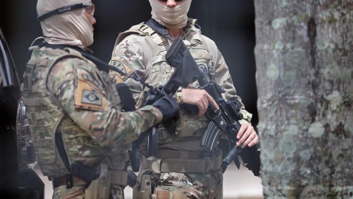 Ocho muertos en una operación policial en Río de Janeiro