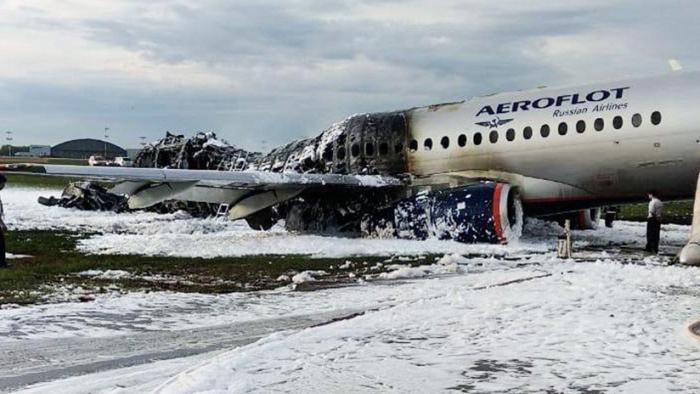 Habla el último pasajero en escapar del vuelo SU-1492