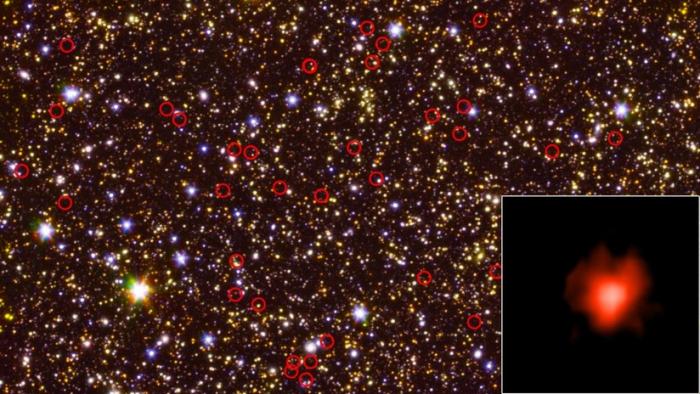 Resuelven un misterio en la formación de las galaxias modernas