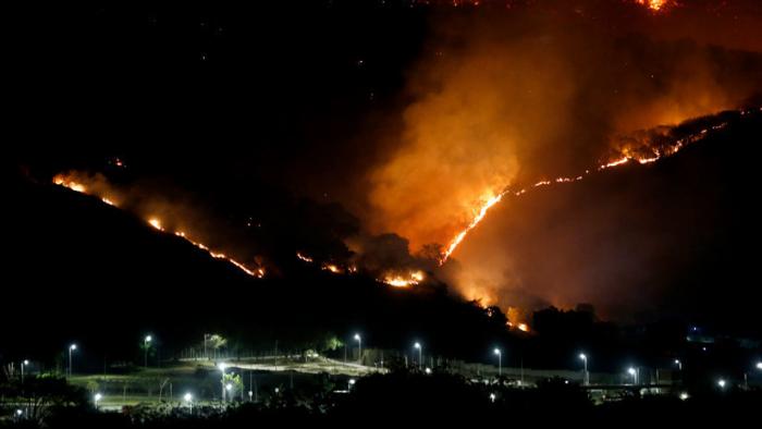 México registra 21.810 incendios el fin de semana