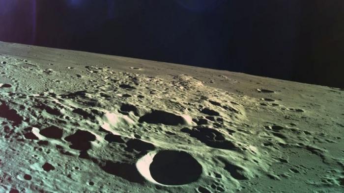 La     NASA     encuentra el sitio en la Luna donde se estrelló la nave israelí Beresheet