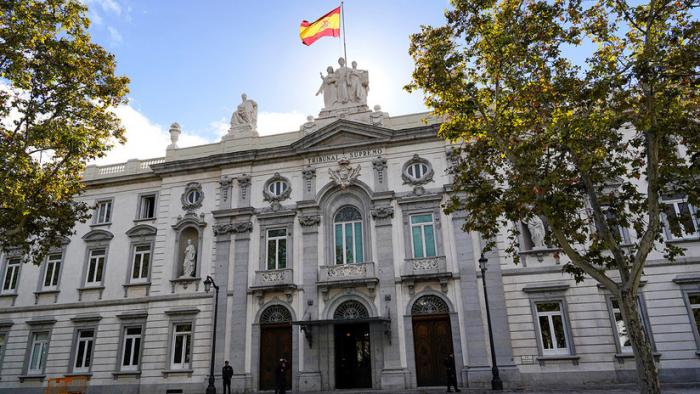 El Tribunal Supremo de España rechaza realizar el informe sobre los diputados catalanes presos