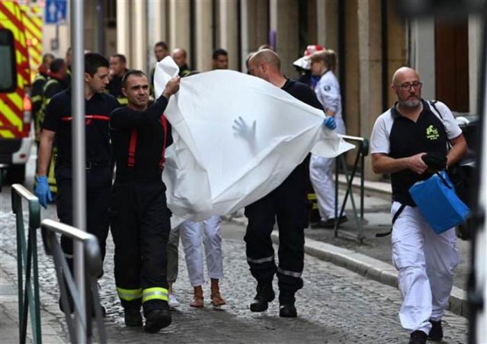 Fransada partlayış olub, yaralılar var