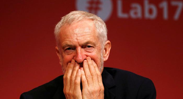 """حزب العمال البريطاني يعلن وقف المفاوضات مع الحكومة بشأن الـ""""بريكست"""""""