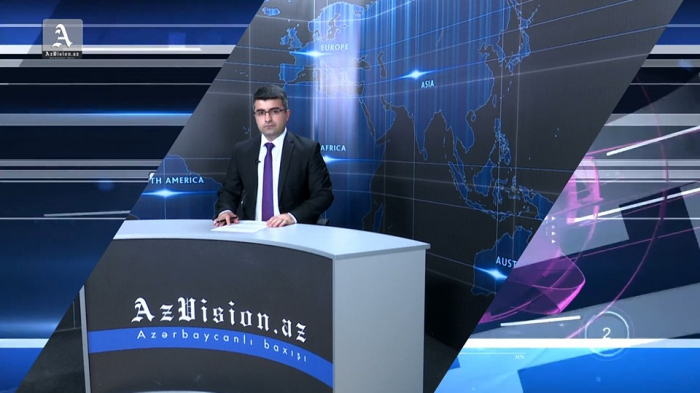 AzVision TV releases new edition of news in German for May 13 -  VIDEO