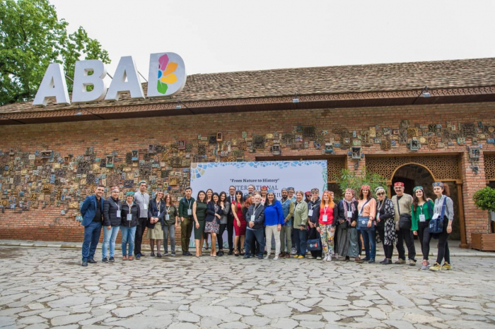Keramika üzrə ilk Beynəlxalq Simpoziumun açılışı olub - Fotolar