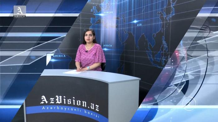 AzVision English: Résumé de la journée du 21 mai -  VIDEO