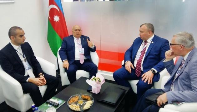 Ukraine to produce components for Azerbaijan artillery ammunition
