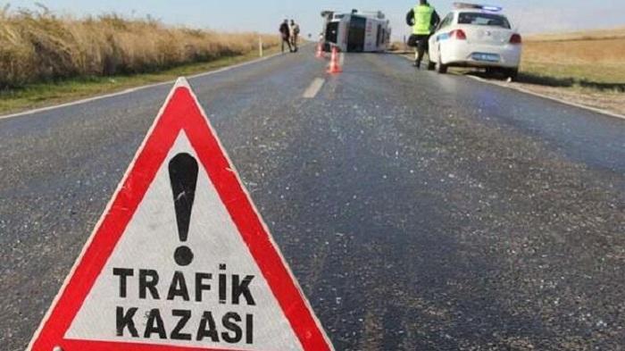 Türkiyədə ağır yol qəzası: 7 ölü, 30 yaralı