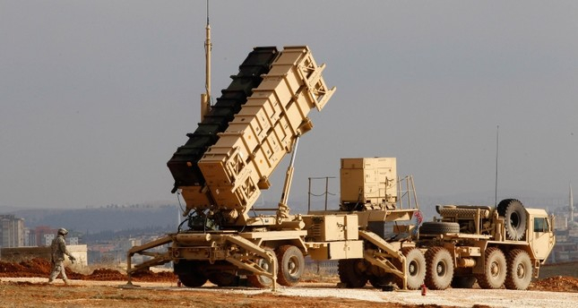 US moving Patriot missile battery to Mideast to counter Iran - Pentagon