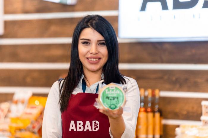 ABAD qida sərgisində təmsil olunur