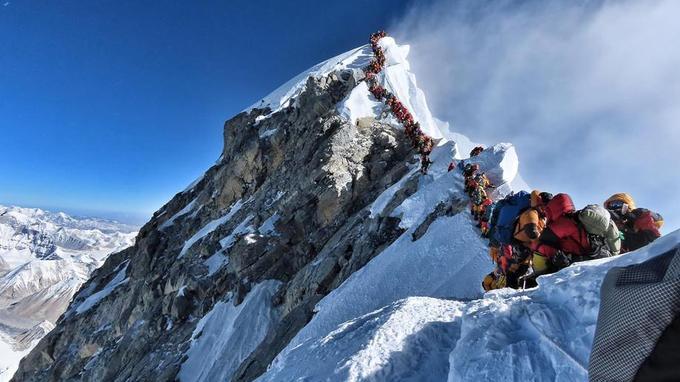 Everest : 10 alpinistes sont morts en une semaine