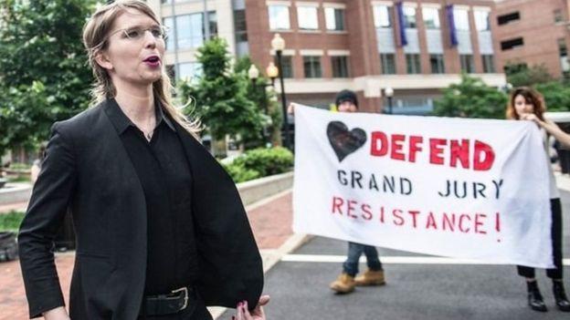 تشيلسي مانينغ: مُسربة الأسرار العسكرية الأمريكية لويكيليكس، تعود إلى السجن