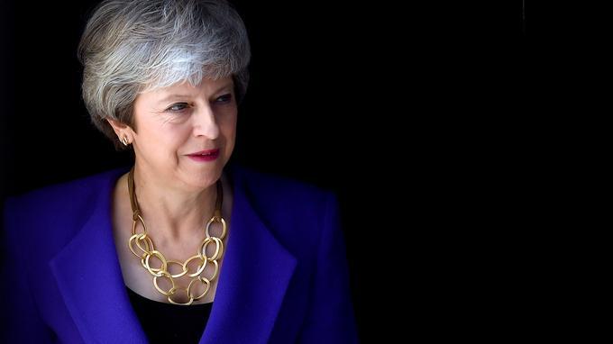 Theresa May devrait annoncer ce vendredi sa démission