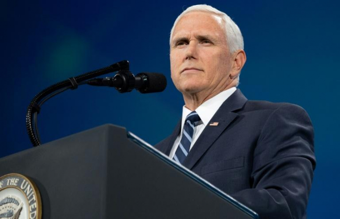 Le vice-président américain appelle la Cour suprême à statuer sur l