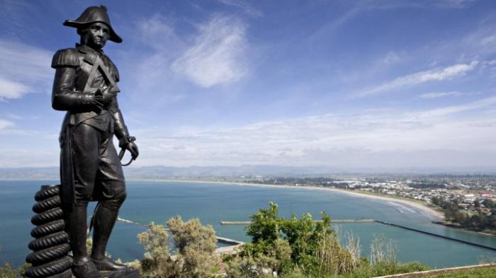 Neuseeland verlangt Eintritt