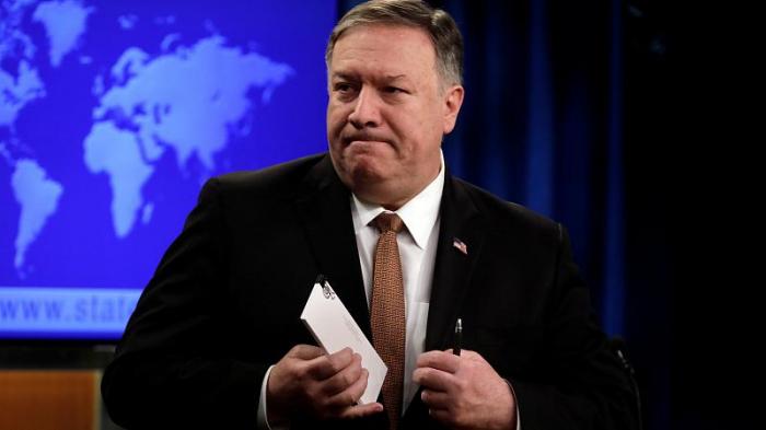 """Trump est """"déterminé à améliorer"""" les relations avec la Russie, affirme Pompeo"""
