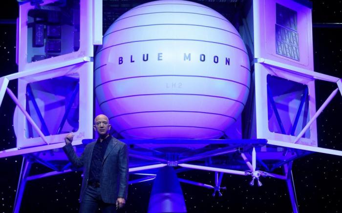 Jeff Bezos dévoile un projet d