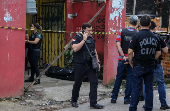 Brésil:  onze personnes tuées par balles dans un bar de Belem
