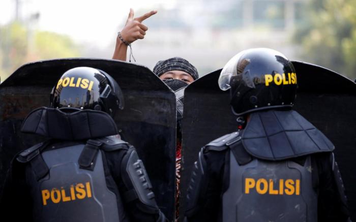Indonésie:  deux partisans présumés de l