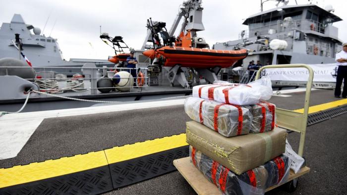Saisie de 7,4 tonnes de cannabis par les douanes françaises en Méditerranée