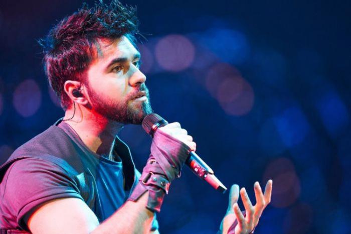 """Çingizin """"Eurovision""""dakı ifası - VİDEO"""