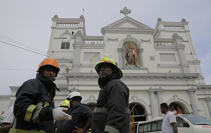 Catholic services in Sri Lanka postponed over threat of new attacks