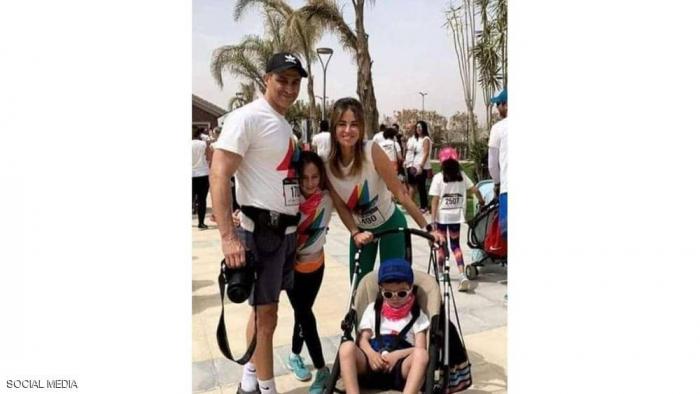 مصر.. أصغر أفراد عائلة مبارك يظهر للمرة الأولى