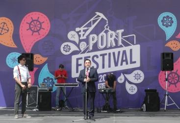 """Port Festival"" se celebrará en Bakú por primera vez"