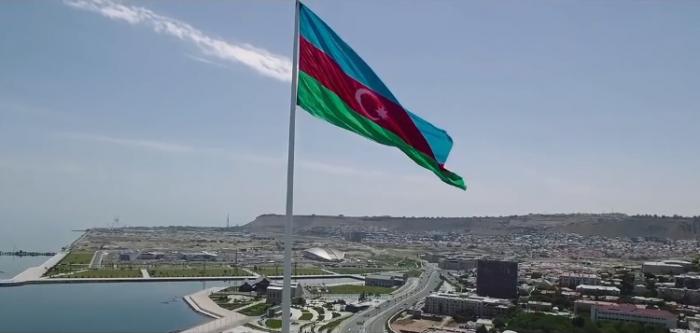 El 101º aniversario de Azerbaiyán