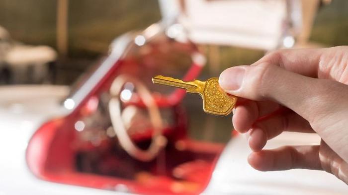 Die Geschichte des Autoschlüssels