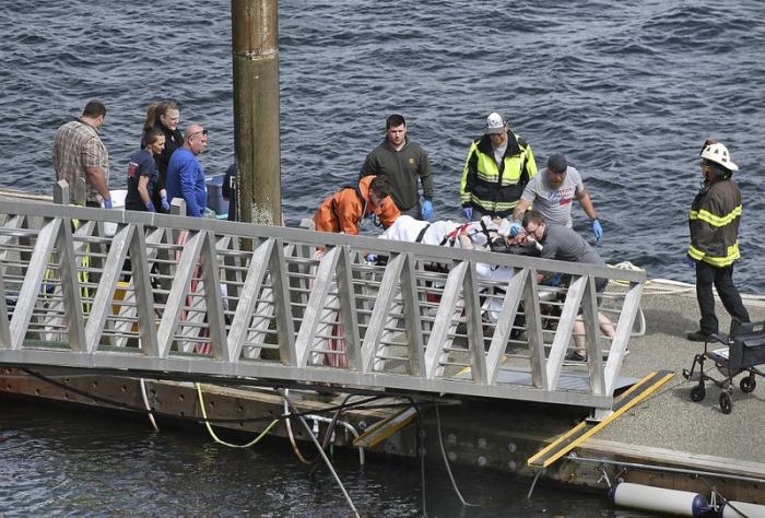 Une collision d'avions fait cinq morts en Alaska