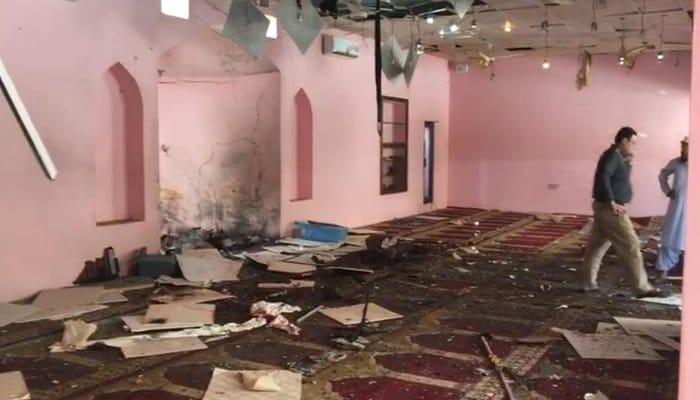 Explosion meurtière dans une mosquée au Pakistan