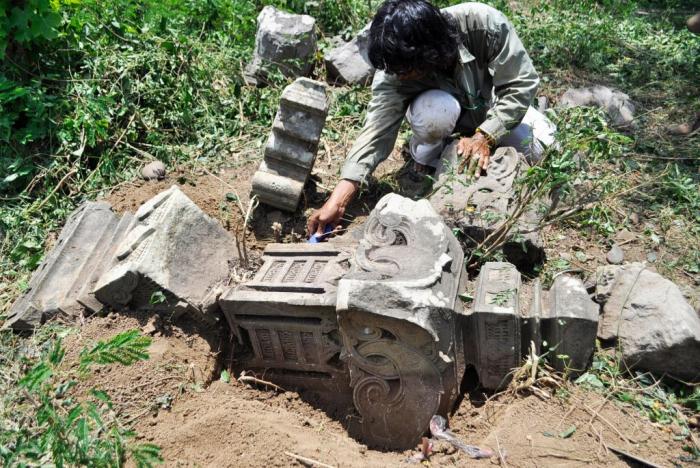 Les traces d'un cataclysme meurtrier datant de plusieurs siècles trouvées