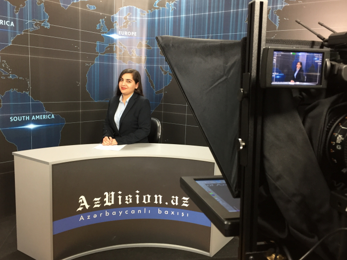 AzVision TV releases new edition of news in English for May 3 -  VIDEO