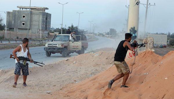 710 fighters of Libya