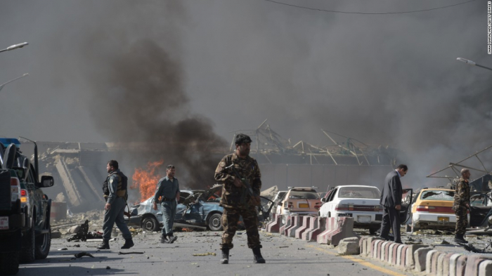 At least 4 civilians killed, 14 injured in W. Afghan bomb attack