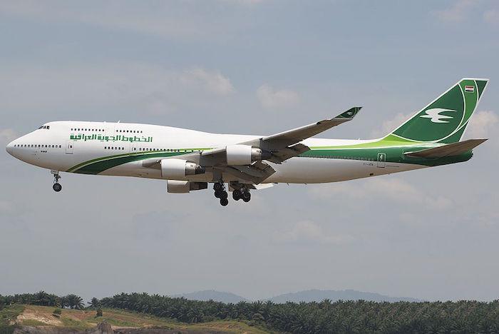 Iraqi Airways annonce la reprise samedi de ses liaisons avec la Syrie